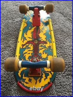 Powell Peralta Tommy Guerrero 1986 vintage skateboard complete