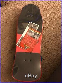 Powell Peralta Tony Hawk Skateboard Reissue Deck Bones Brigade Pink Chicken New