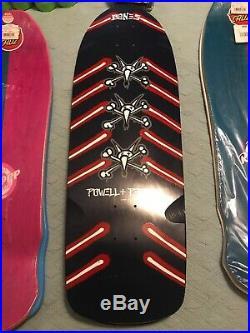 Powell Peralta Vato Rat Skateboard Dark Navy