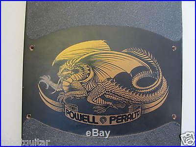 Powell Peralta Vato Rat Skateboard Deck Original 1980's
