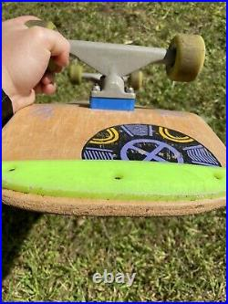 Powell peralta Tony Hawk Medallion skateboard