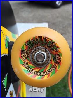 Powell vintage skateboard ray barbee ragdoll 80's peralta deck santa cruz