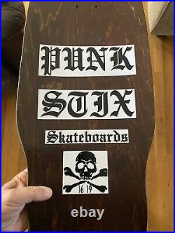 Punk Stix Metallica Zorlac Spoof Pushead