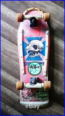 RARE 1980's Powell Peralta Tony Hawk Pro-Model Skateboard