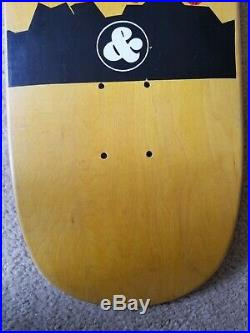 RARE Nos 1991 Brian Howard KISS G&S Gordon and Smith vintage skateboard deck 90s