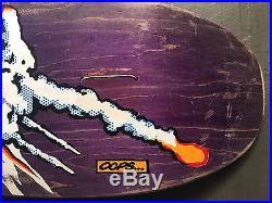 RARE OG 101 Natas Kaupas OOPS Skateboard Deck NOT A REISSUE Blind Vintage