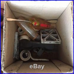 RARE VINTAGE1985 G&S Neil Blender Rock Dog #2 Skateboard + 2 Add'l Decks +Parts