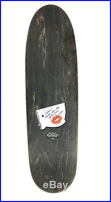 RARE Vintage NOS Powell Peralta Skateboard Adam McNatt Slick Claudia Schiffer