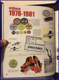 Rare 1980s Independent Truck Co. Roller Skate Skateboard Trucks Ermico NHS