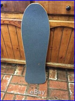 Rare 1985 DOGTOWN Jay Adams. 80's Vintage Skateboard Deck Rare