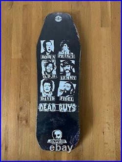 Rare Skull Skates Dead Guys Coffin Reissue Zorlac Alva
