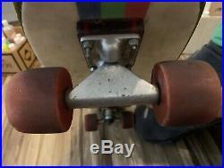 Rare Vintage 1978 Kryptonic Foam Core Skateboard