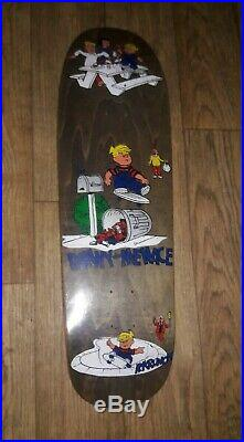 Rare Vintage 1991 Danny Way Plan B NOS skateboard