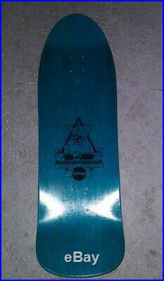 Rare Vintage Daewon Song 1/150 Almost NOS skateboard Natas Spoof Santa Cruz