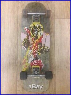 Rare Vintage Danny Sargent New Deal skateboard complete Ed Templeton 90s