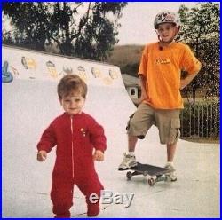 Rare Vintage NOS Ryan Sheckler WORLD INDUSTRIES skateboard Plan B Marc Mckee