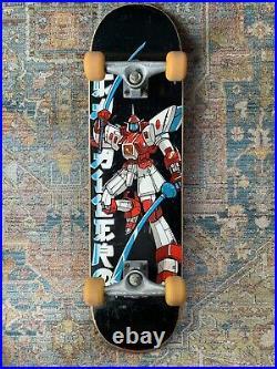 Rare Vintage Powell Peralta Steve Caballero Gundam Complete Skateboard