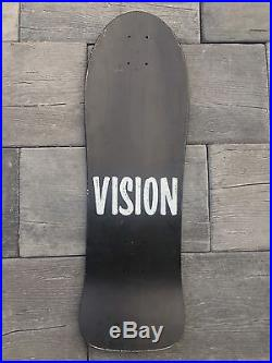 Rare Vision Tom Groholski Jersey Devil Skateboard Featured In Disposable