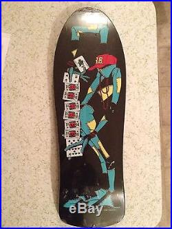 Ray Barbee Vintage Skateboard Deck In Plastic Not Re Issue