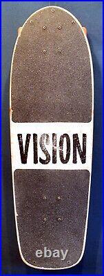 Retro! (1988) Vision / Ripper II / Complete Skateboard