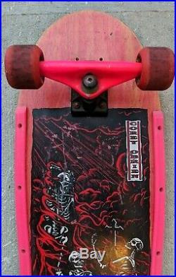 SANTA CRUZ Corey O' Brien Purgatory Vintage skateboard Complete Wheels Trucks ++