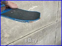 SIMS JEFF PHILLIPS vintage SKATEBOARD TIE DYE DEMON rare Mini