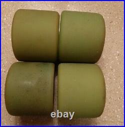 SIMS Snakes Green Vintage Skateboard Wheels