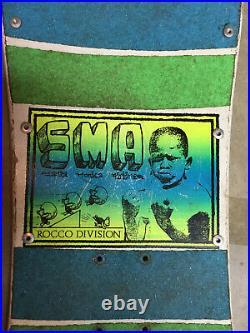 SMA Rocco Division Steve Rocco Full Size Complete