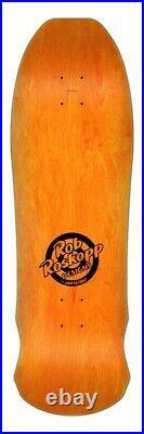 Santa Cruz Rob Roskopp Face Skateboard Deck 2021 Old School Vintage Reissue New