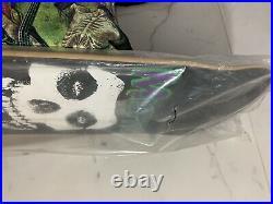 Scarecrow Misfits Skateboard Deck & Tee (XL), 1990s NOS MINT NIB Cyclopian Music
