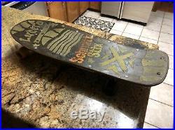 Schmitt Stix John lucero vintage skateboard