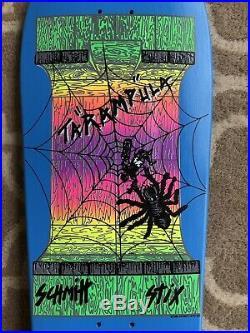 Schmitt Stix Tarampula Grosso Blocks Shape Vintage Skateboard Deck Original NOS