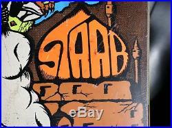 Sims Kevin Staab Genie Oldschool Skateboard 1988 Original Vintage