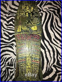 Sims Pharaoh Skateboard Deck PLEASE MAKE OFFER VINTAGE