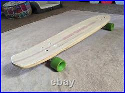 Sims Taperkick Skateboard Reissue Tracker trucks Sims wheels Great condition