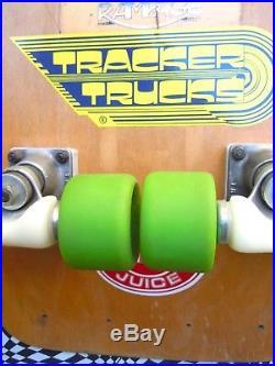 Sims Toft 8 wheeler, vintage 70's skateboard old santa cruz logan dogtown powell