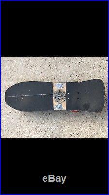 Skateboard Vintage Rare Neil Blender G&S Coffee Break