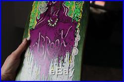 Skateboard Zorlac Mark Barry Abrook! Original 1987 Mint, Old School! Vintage