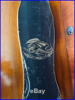 Steve Caballero Bats and Dragon Powell Peralta Deck NOS Vintage 1987 in wrapping