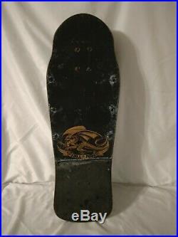 TONY HAWK POWELL PERALTA Original 1983 Chicken Skull Skateboard Rat Bones