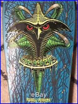 TONY HAWK VINTAGE POWELL PERALTA CLAW ORIGINAL (1988 old school skateboard rare)