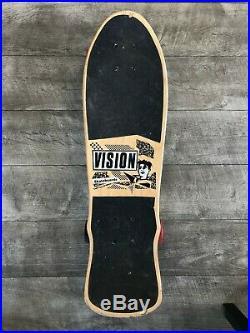 The Original Vision Skateboard Pro Model All Original