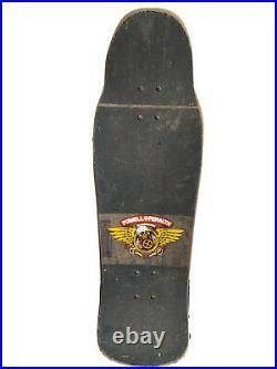 Tony Hawk Powell Peralta Medallion 1980s Vintage Complete Skateboard