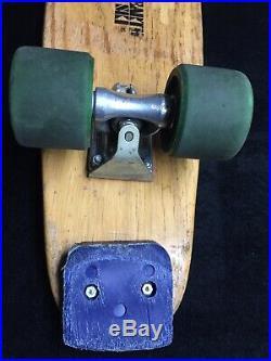 Torger Johnson Skateboard For Logan Earth Ski Gull Wing Truck Kryptonics Wheels