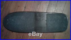 Ultra Rare Vintage Santa Cruz JAMMER skateboard deck Black