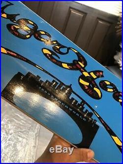 Underworld Element Andy Howell Skateboard Supreme 1992 New Deal Rare NOS