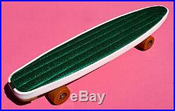 VINTAGE 1960s TUK & ROLL SKATEBOARD, RAY BROWN AUTOMOTIVE, EXTREMELY RARE