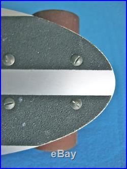 VINTAGE 1970's SIMS POWELL QUICKSILVER SKATEBOARD -OJ WHEELS -TRACKER TRUCKS