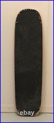 VINTAGE OG POWELL PERALTA RODNEY MULLEN MUTT SKATEBOARD DECK 1980s RED ORIGINAL
