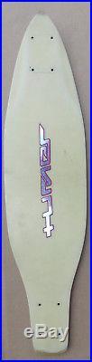 VINTAGE SKATEBOARD Full nose Turner Slalom DECK 1974 -76 ish USED summer ski